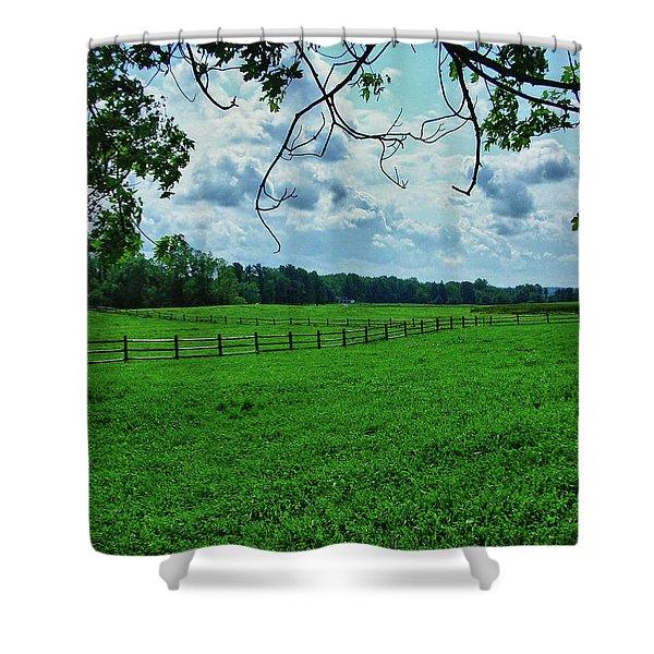 Knox Farm 1786 Shower Curtain