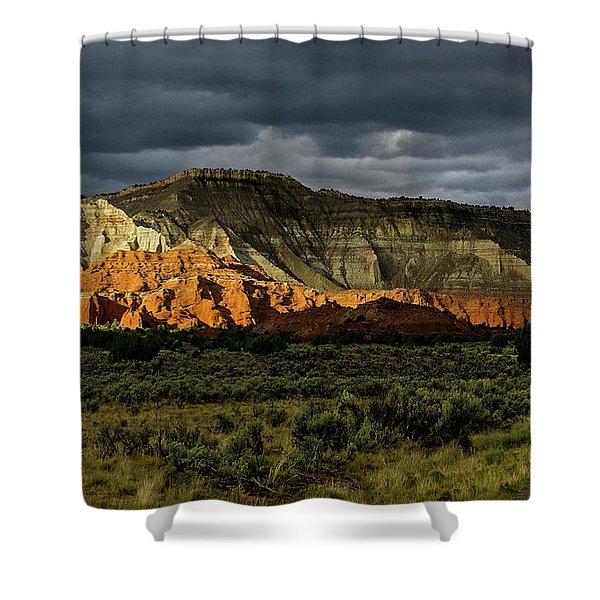 Kodachrome 1 Shower Curtain
