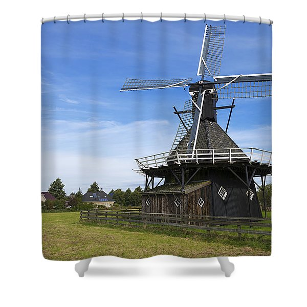Koudum Molen Shower Curtain