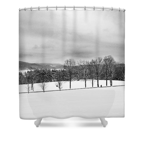 Kripalu Shower Curtain
