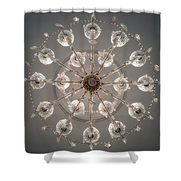 Kuzino Palace Shower Curtain