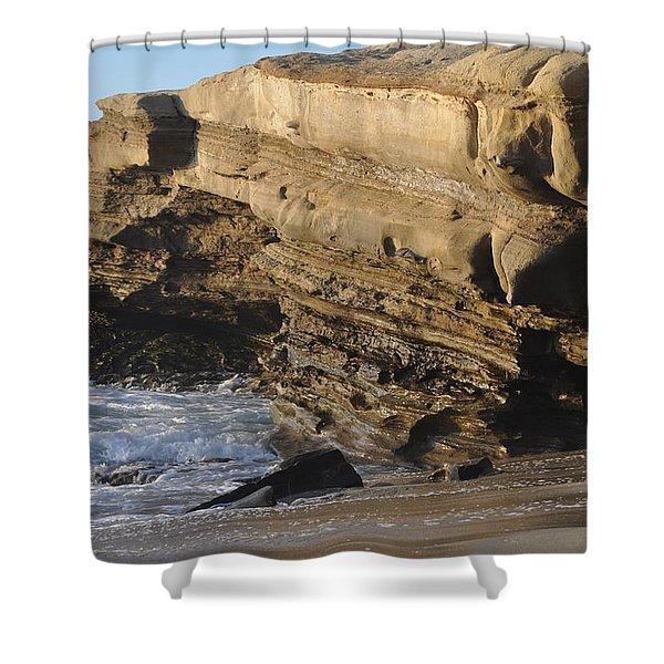 La Jolla Cove Shower Curtain