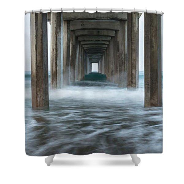 La Jolla Shower Curtain