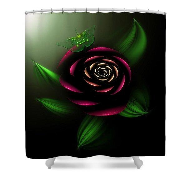 La Rosa Shower Curtain