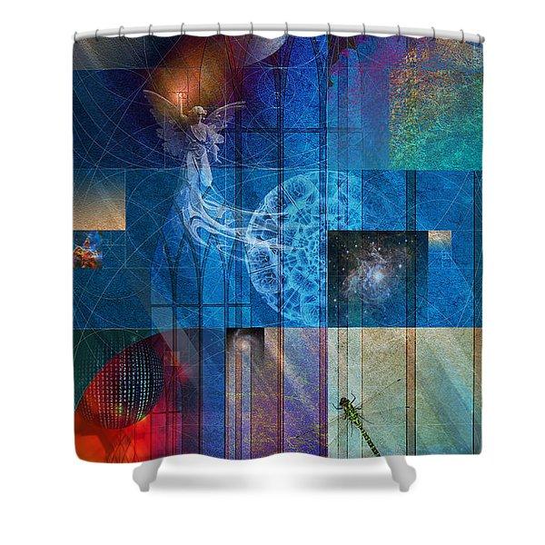 La Signatura Shower Curtain