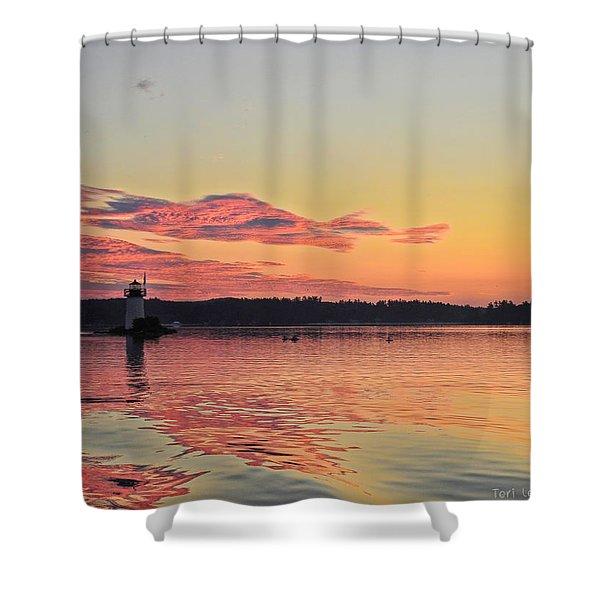 Ladies Delight Shower Curtain