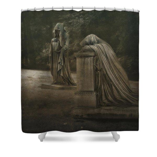 Ladies Of Eternal Sorrow Shower Curtain