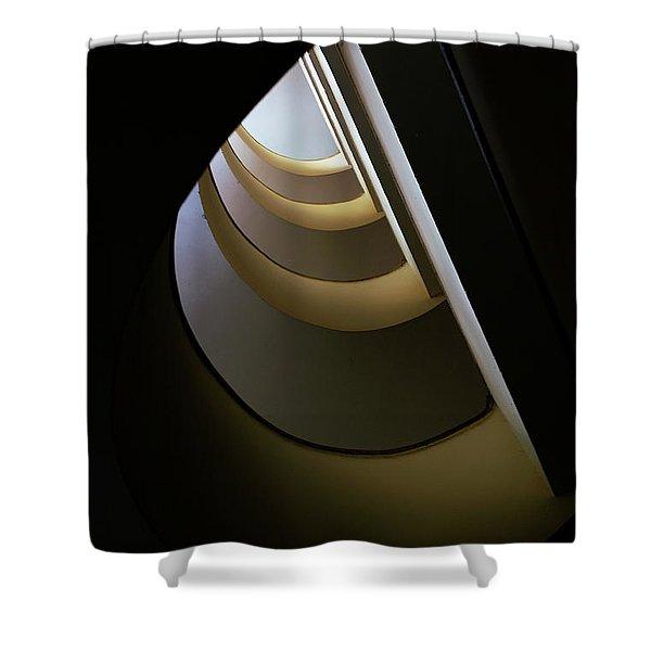 Laescalerademiabuela 2 Shower Curtain