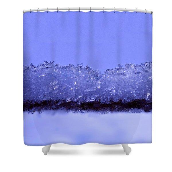 Lake Illusion Shower Curtain