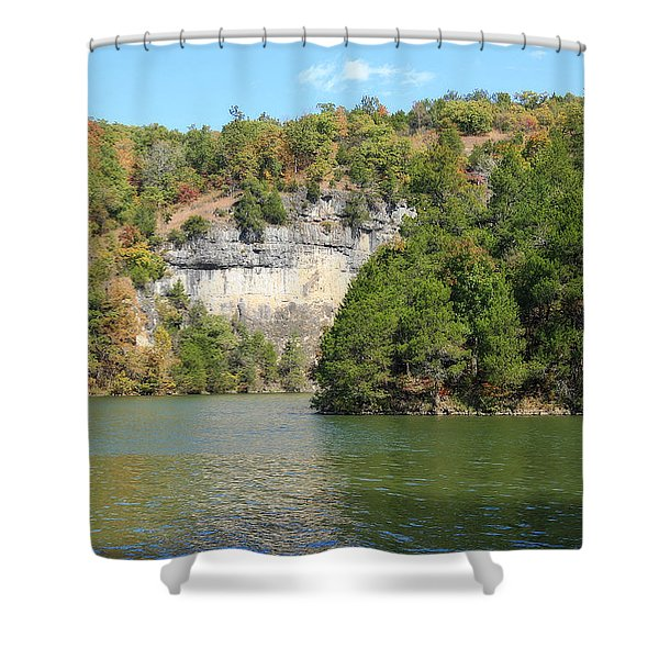 Lake Of The Ozarks Shower Curtain