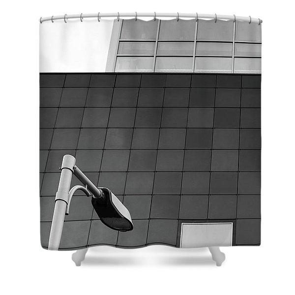 Lamp #9172 Shower Curtain