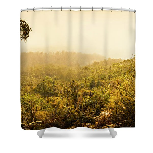 Land Before Time Shower Curtain