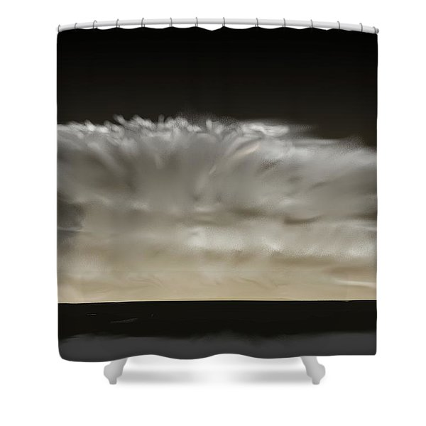 Large Ts Shower Curtain