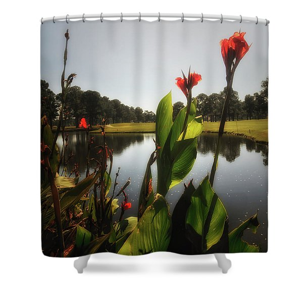 Shower Curtain featuring the photograph Last Day Of Summer by Gerlinde Keating - Galleria GK Keating Associates Inc