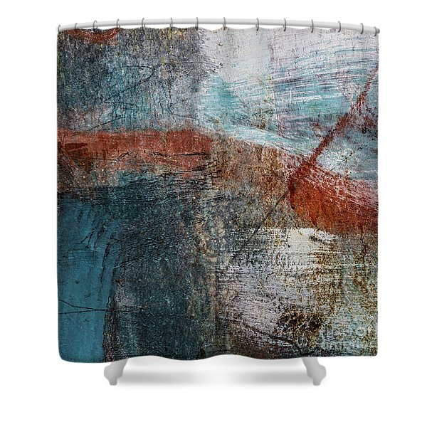 Last For A While Shower Curtain
