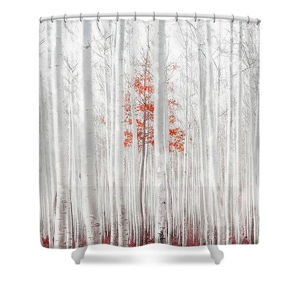 Last Of Its Kind Shower Curtain