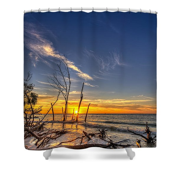 Last Stand Shower Curtain