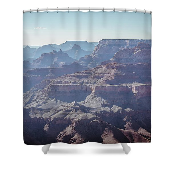 Layers For Infinity Shower Curtain