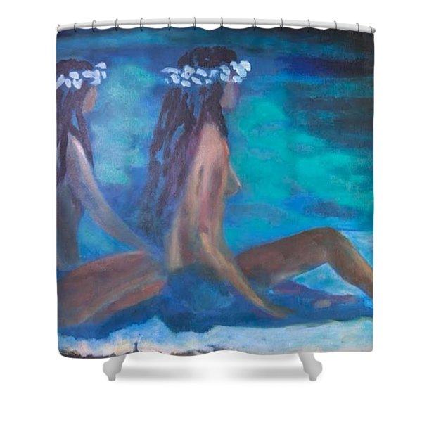 Le Hawaiane  Shower Curtain