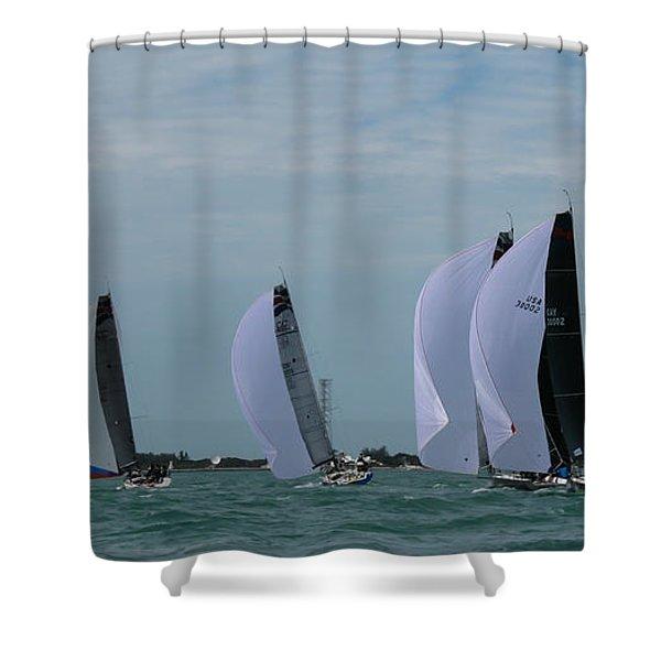 Leader Board Shower Curtain