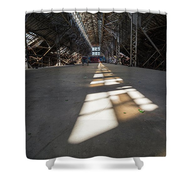 Leading Lights Shower Curtain