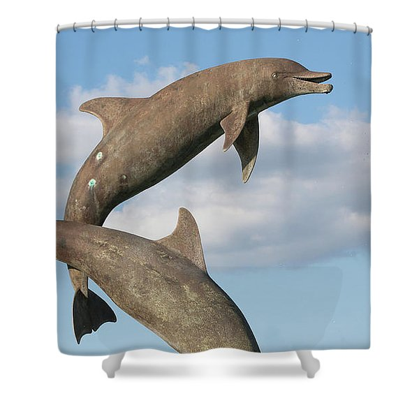 Leap For Joy Shower Curtain