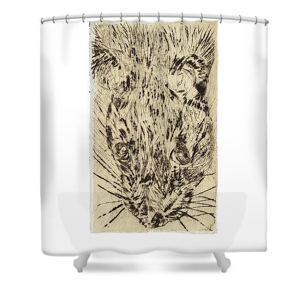 Learning To Love Rats More #2 Shower Curtain