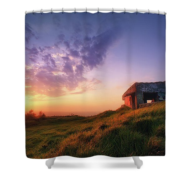 Legacy Of The Ancients Shower Curtain