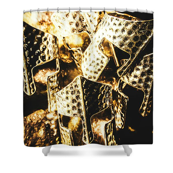 Legion Of History Shower Curtain