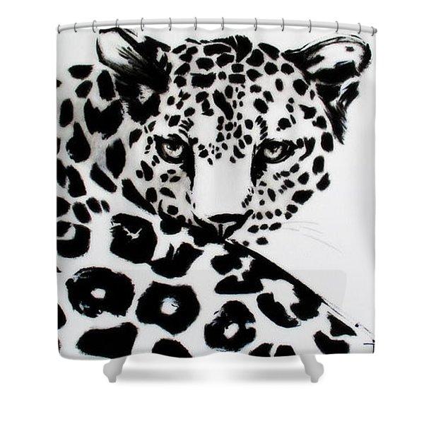 Lenny Shower Curtain
