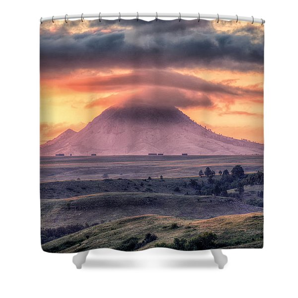 Lenticular Shower Curtain