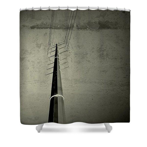 Let It Go Shower Curtain