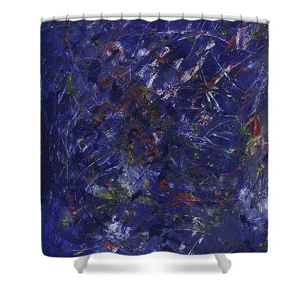 Let It Go - Panel 1 Of Triptych Shower Curtain