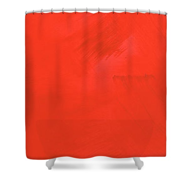 Let Love Rule 1 - Triptych Shower Curtain