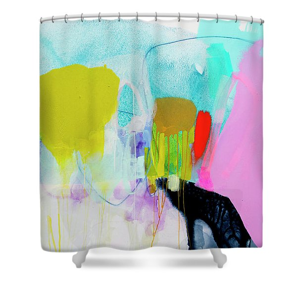 Let Me Know Shower Curtain