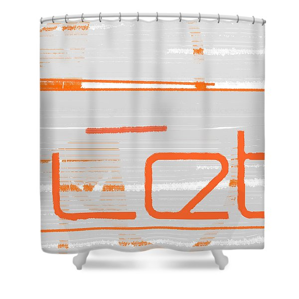Let Shower Curtain