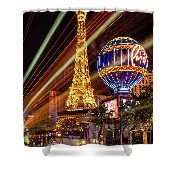 Let The Fun Begin Shower Curtain