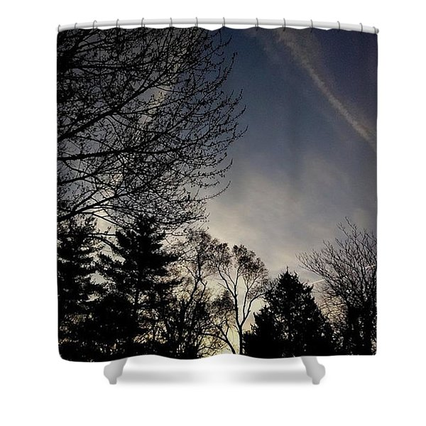 'let There Be Peace On Earth' - Read Shower Curtain
