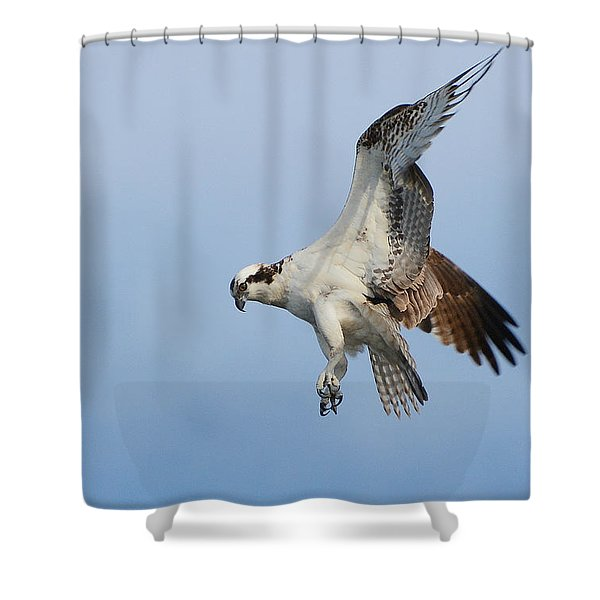 Lethal Weapon Shower Curtain