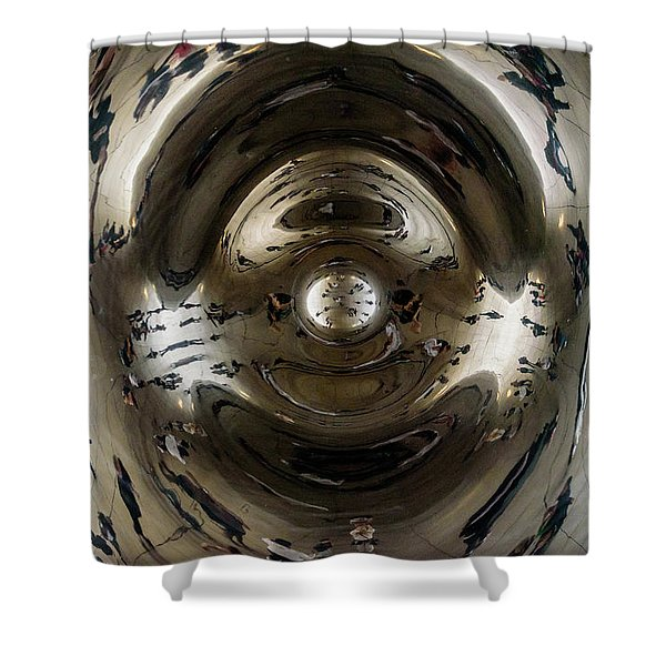 Let's Do The Time Warp Again Shower Curtain