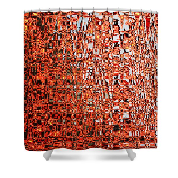 Letting In Light Shower Curtain by Carol Groenen