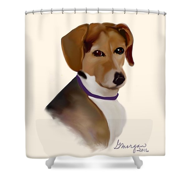 Libby Shower Curtain