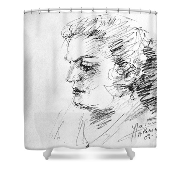 Lida Shower Curtain