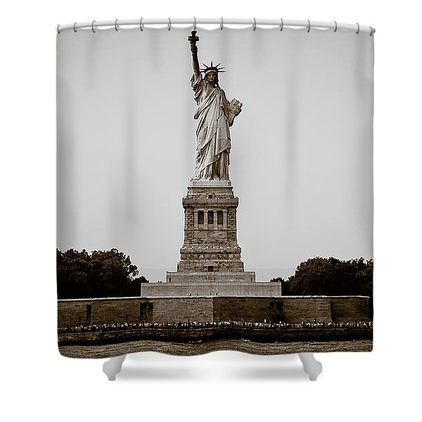 Liftin' Me Higher Shower Curtain