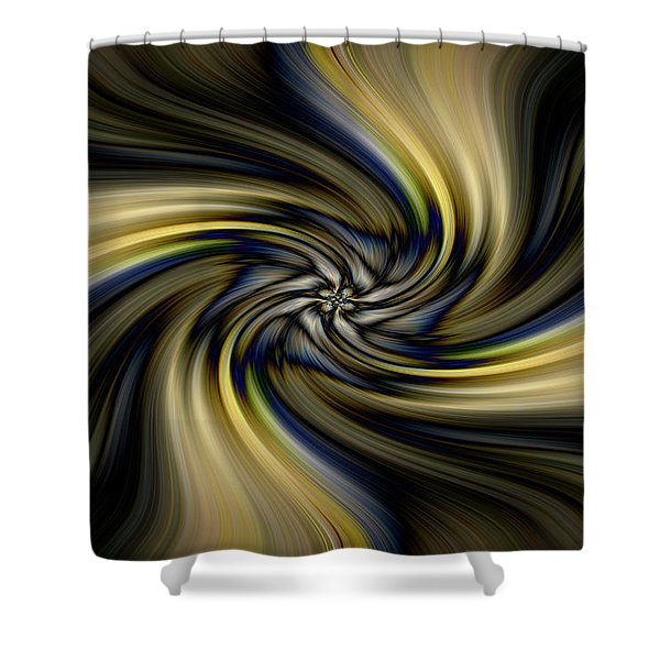 Light Abstract 10 Shower Curtain
