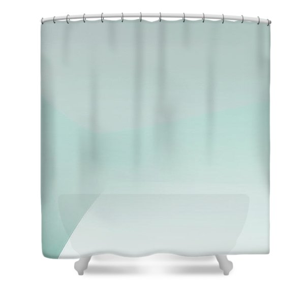 Light And Shadow I Shower Curtain
