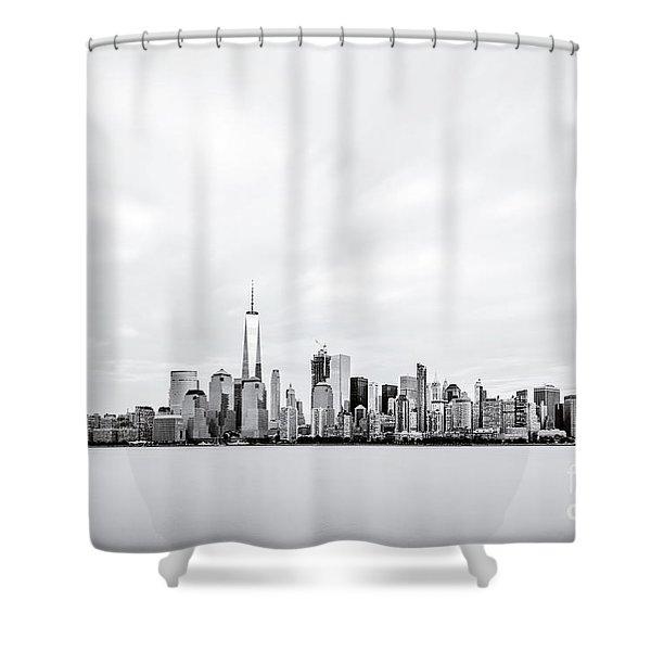 Light On You Shower Curtain