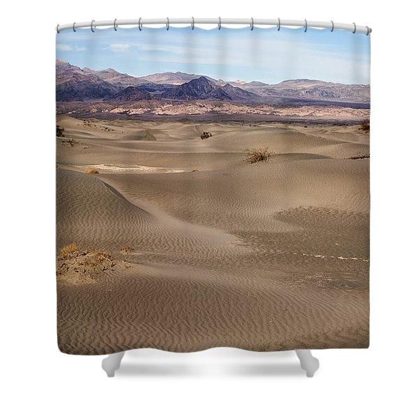 Light Path Shower Curtain