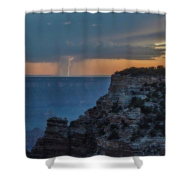 Light Up The Sky Shower Curtain