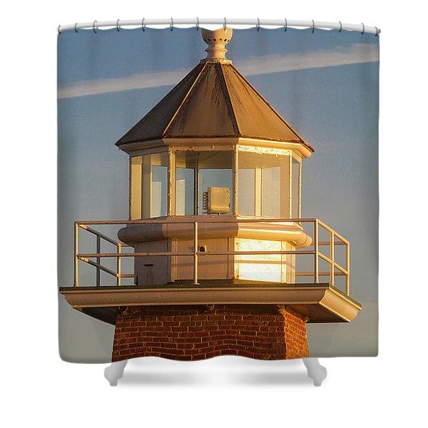 Lighthouse Wonder Shower Curtain